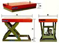 Гидравлические Платформы и Ножничные Подъемники и Столы