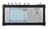 РИФ-7  Рефлектометр цифровой высоковольтный осциллографический