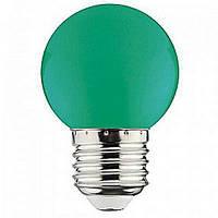 """Светодиодная LED лампа """"RAINBOW"""" Horoz 1W E27 A45               , фото 1"""
