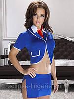 Эротический костюм секретарши