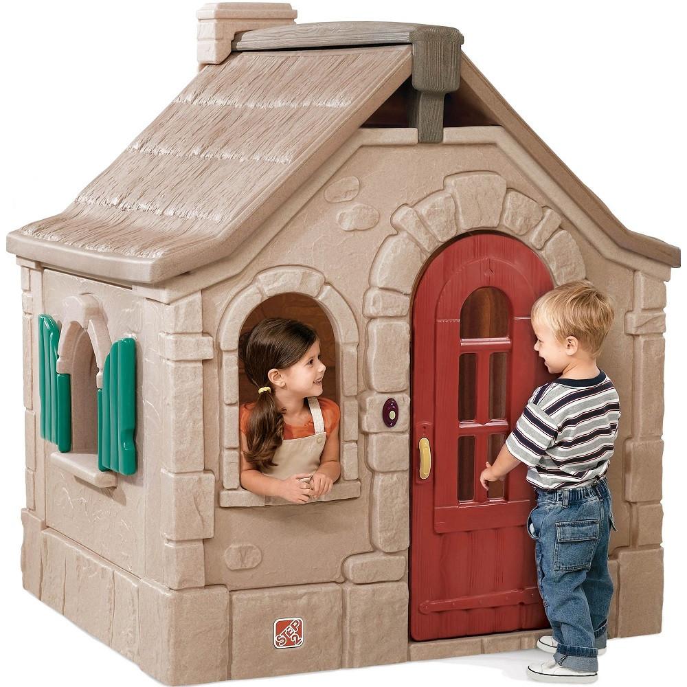 Детский игровой домик Сказочный коттедж Step2 7959
