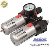 Фильтр воздушный с редуктором и масленкой MIOL 81-430