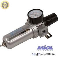 Фильтр воздушный с редуктором и манометром MIOL 81-422