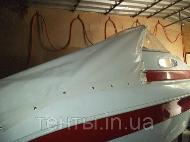 Транспортировочный тент на лодку Галия 485