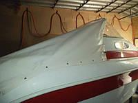 Транспортировочный тент на лодку Галия 485, фото 1