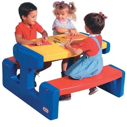 Стол детский Little Tikes 4668, фото 2