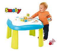 Развивающий игровой столик трансформер Cotoons Smoby 110205