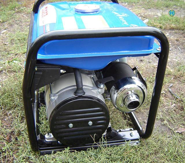 Бензиновый генератор Tiger TG 3700S 2,5 кВт  фото 3