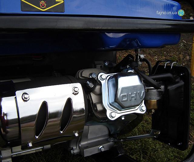 Бензиновый генератор Tiger TG 3700S 2,5 кВт фото 8