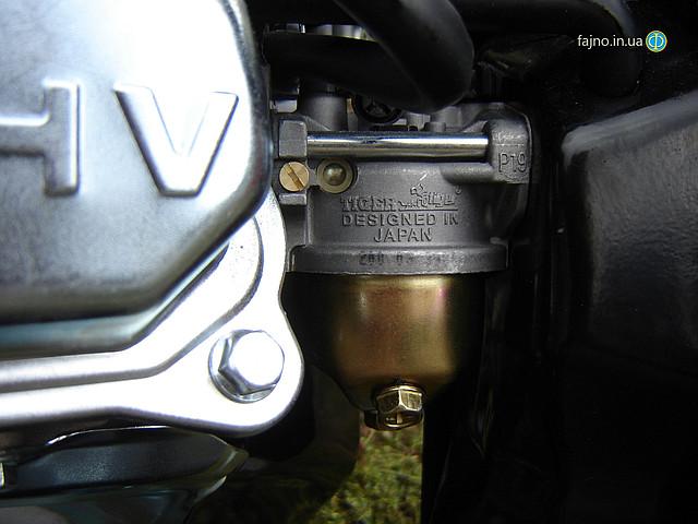 Бензиновый генератор Tiger TG 3700S 2,5 кВт фото 9