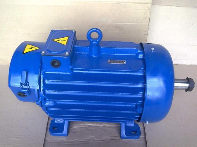 Крановый двигатель MTH 111-6 ( МТF 111-6, DMТН 111-6, DMТF 111-6) с фазным ротором