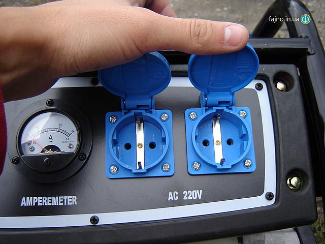 Бензогенератор Tiger TG 3700S 2,5 кВт  фото 14