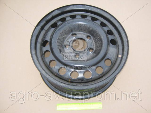 Диск колесный 15х6,0 5x110 Et 49 DIA 65 OPEL VECTRA -А, -В (пр-во КрКЗ)