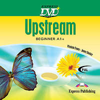 Upstream Beginner A1+ DVD Video PAL (видео диск к курсу)