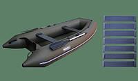 Надувная лодка Sportex Шельф 330, фото 1