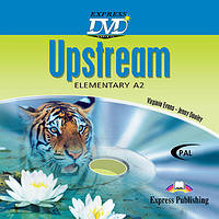 Upstream Elementary A2 DVD Video PAL (видео диск к курсу)