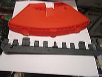 Кожух пластмасовый защиты ножа в сборе к мотокосе oleo-mac sparta 25(оригинал)