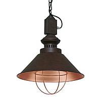 Светильник потолочный купол Loft [ Loft Chocolate ] (шоколадный), фото 1
