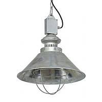 Светильник потолочный купол Loft [ Loft Zinc ] (цинк), фото 1