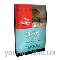 Orijen (Ориджен) 6 Fresh FISH корм для кошек 1.8кг