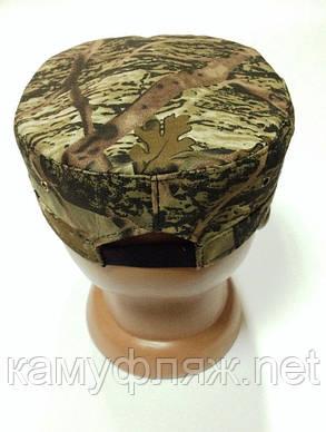 Камуфляжная кепка дубок (светлый), фото 2