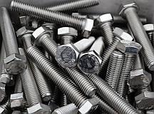 Болт М10 шестигранный ГОСТ 7798-70, ГОСТ 7805-70, DIN 933, DIN 931 из нержавеющей стали