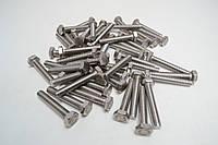 Болт М16 шестигранный ГОСТ 7798-70, ГОСТ 7805-70, DIN 933, DIN 931 из нержавеющей стали