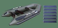 Надувний човен Sportex Шельф 290