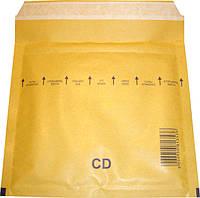 Конверт бандерольный (180 мм. х 160 мм., CD)