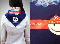 Банданы с логотипом пошив Киев, Львов, Ровно, Кривой Рог, Луцк