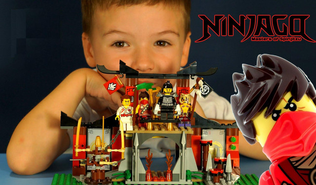Конструкторы Ninja/NinjaGo