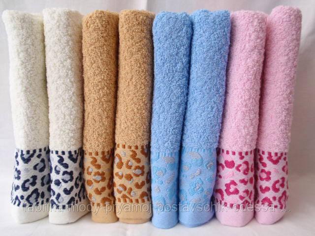 Качественное банное полотенце. Размер:1,0 x 0,5
