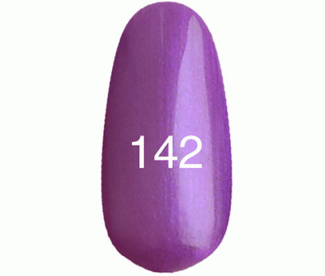 Kodi Professional Гель лак №142 Фиолетовый с перламутром 8мл