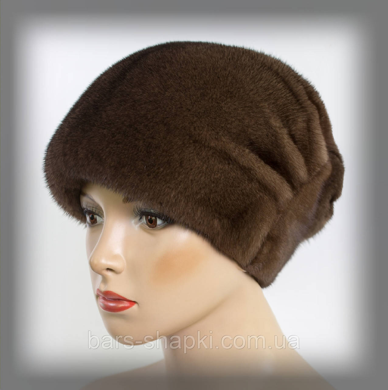 женские норковые шапки фото и цены