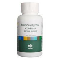 Спирулина- как общеукрепляющая добавка для оздоровления (100капс,Тяньши)