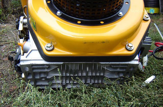Дизельный двигатель Sadko DE-300E, 6 л.с., с электростартером, вал под шпонку фото 7