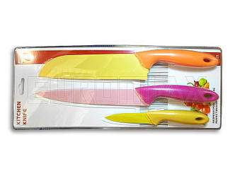 Набор кухонных ножей металлокерамика B20-004