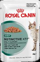 Royal Canin Instinctive +7 консервированный корм для кошек старше 7 лет