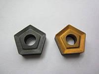 Пластина твердосплавная 10114-110408 Т15К6(пятигранная)