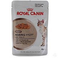 Royal Canin Ageing +12 консервированный корм для кошек старше 12 лет
