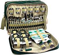 Набор для пикника на 6 персон Time Eco Picnic в комплекте с изотермической сумкой 18л