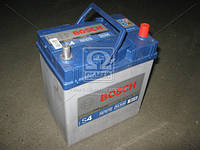 Аккумулятор 40Ah-12v BOSCH (S4018) (187x127x227),R,EN330(Азия)тонк.клемы