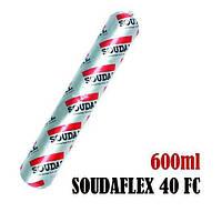 Герметик Soudal - Soudaflex 40 FC, белый