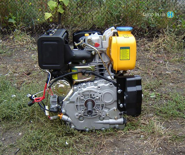 Sadko DE-300e дизельный двигатель