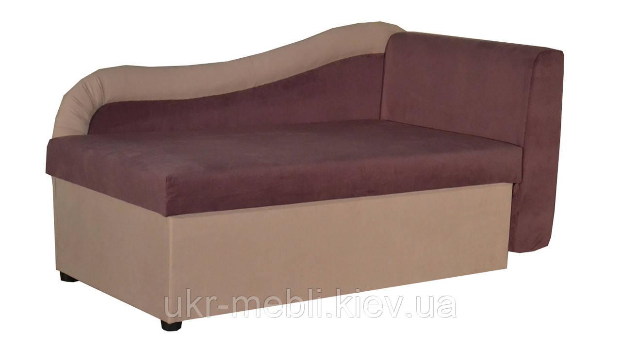 Детский выкатной диван кушетка с нишей Марко, Юдин