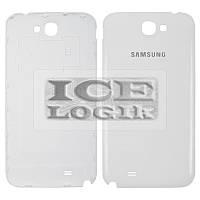 Задняя крышка батареи для мобильных телефонов Samsung I317, N7100 Note 2, N7105 Note 2, T889, белая