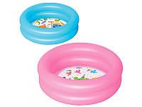 Детский надувной бассейн 51061 Bestway, 2 цвета