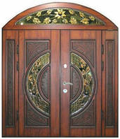 Двери входные двупольные Модель 37