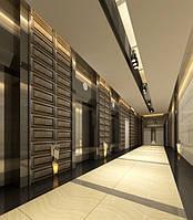 Новые идеи в оформлении стен холла, коридора, прихожей