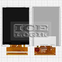 Дисплей для мобильного телефона Fly DS130, original, 33 pin, #160000525/FPC2801-28-1101066